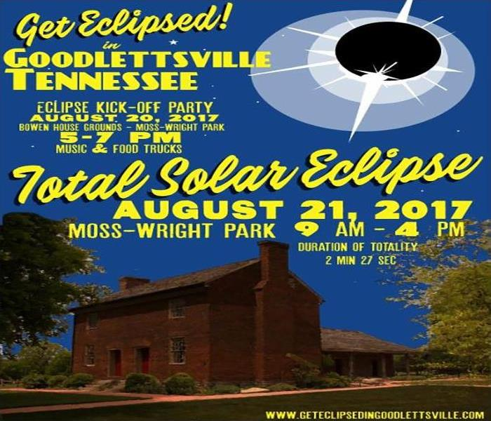 Get Eclipsed In Goodlettsville Tennessee!