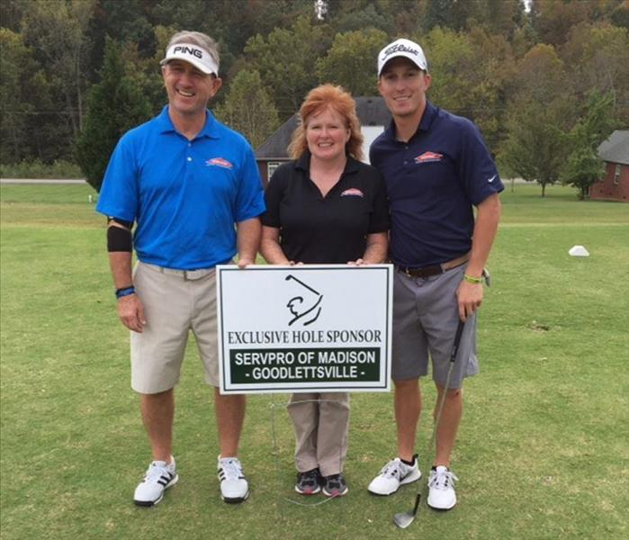 2015 Goodlettsville Chamber of Commerce Golf Tournament