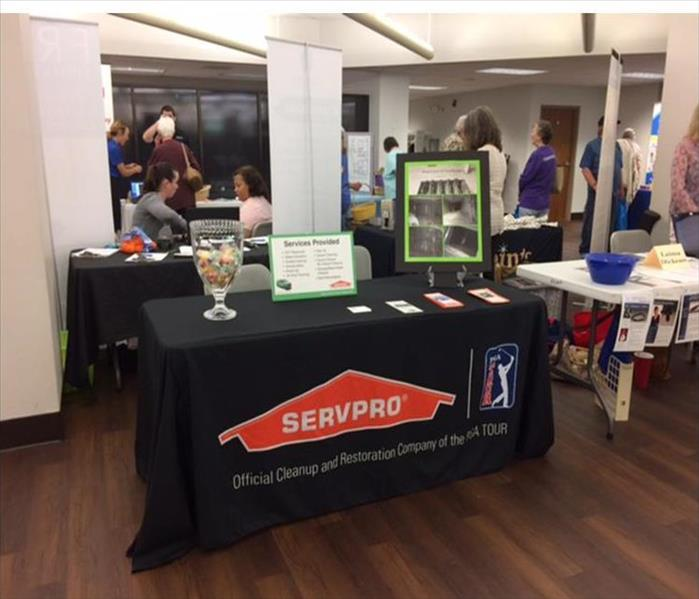 SERVPRO Participates in the Health and Wellness Expo