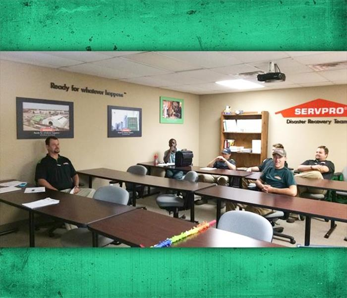 SERVPRO Morning Meeting