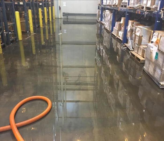 Flooded Warehouse in Madison Needs Help Fast