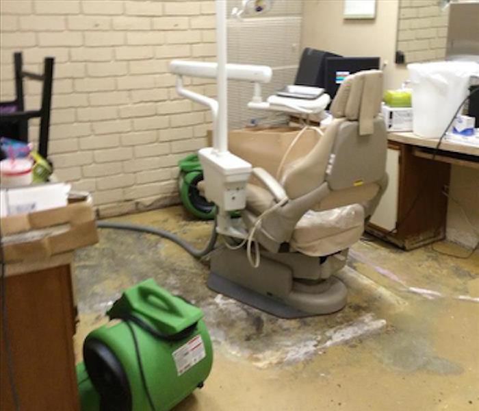 Storm Damage – Nashville Dental Office