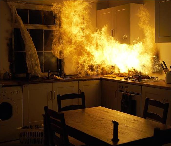 Fire Damage Dealing With Soot And Smoke Residues After A Fire In Your Nashville Home
