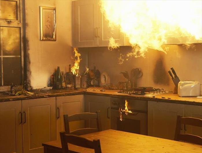 Fire Damage Cleaning up Your Nashville Home After a Severe Fire