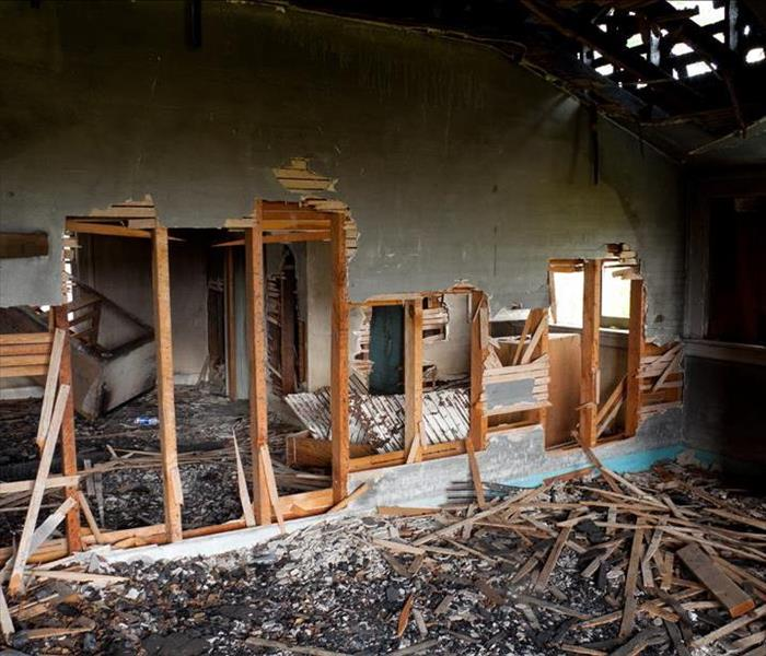 Fire Damage Why Professional Assistance Is Needed to Clean Up Fire Damage in Goodlettsville