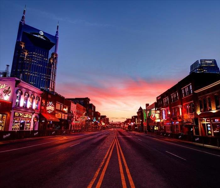 Commercial Commercial Water Damage at Country Music Attractions and Venues in Nashville