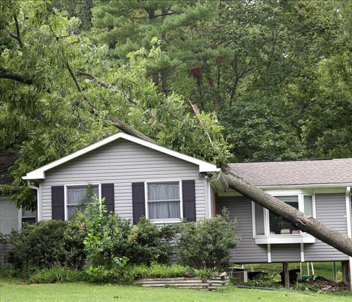 Storm Damage Quality Storm Damage Repair for Your Nashville Home