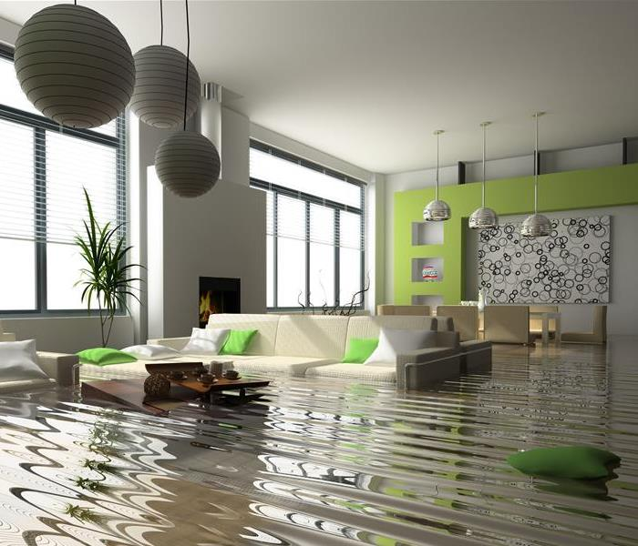 Water Damage What Should I Do When My Property in Nashville Is Affected By Water Damage?